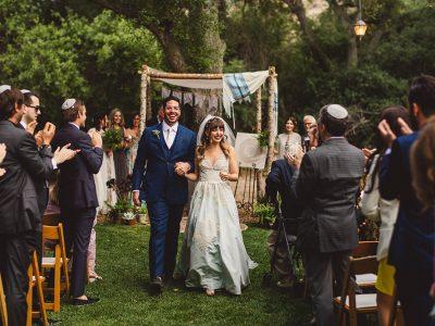 Jewish Temecula Wedding