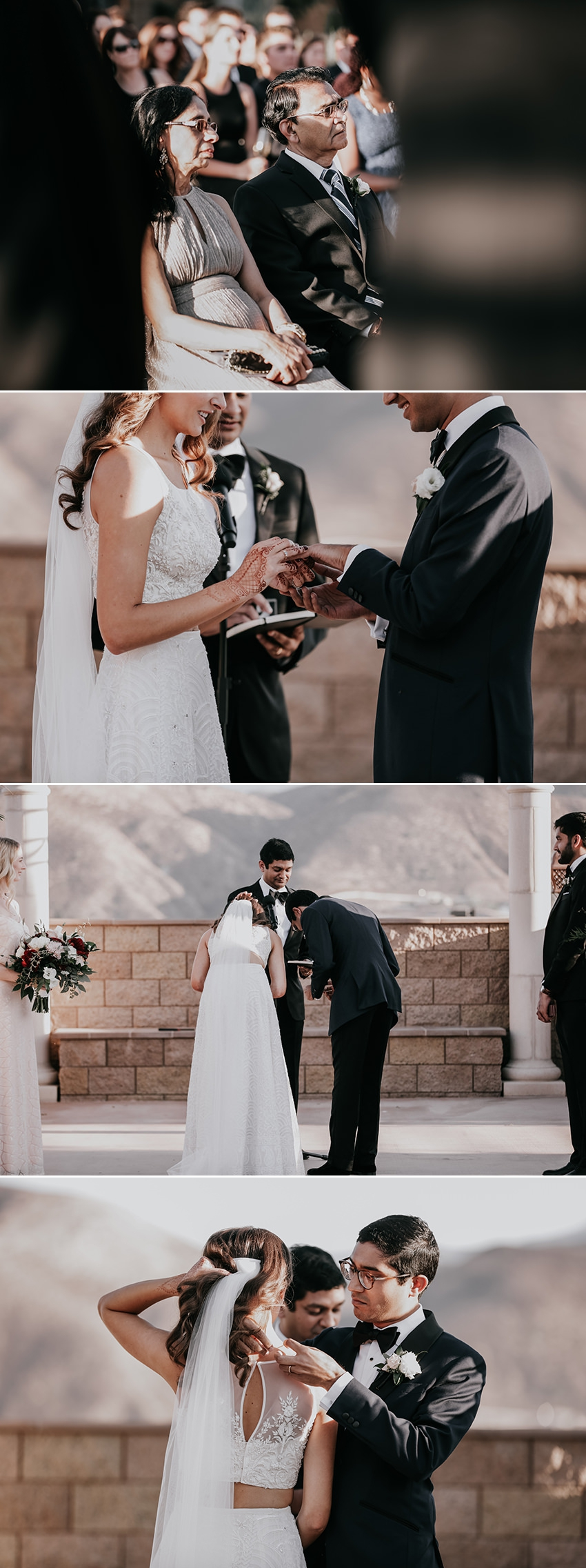 Fazeli Winery Hindu Wedding